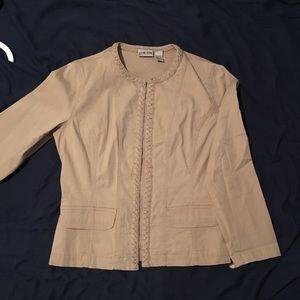 Jackets & Blazers - Chico's Jacket Size 0 - Casual